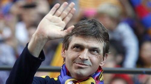 Tito Vilanova, 'in memoriam'