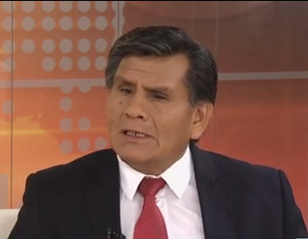 Entrevista en Panamericana Televisión a Lombardo Mautino, candidato a la Presidencia de la Región Ancash