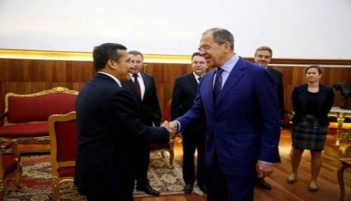 Presidente Humala sostuvo audiencia con canciller de Rusia, Serguei Lavrov