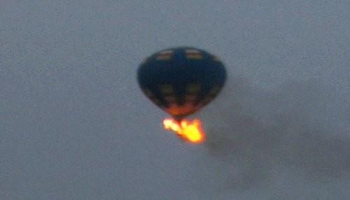 Virginia: Un muerto y dos desaparecidos tras accidente de globo aerostático