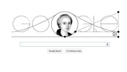 Google rinde homenaje a Maria Gaetana Agnesi con nuevo doodle