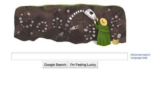 Google rinde homenaje a Mary Anning con un nuevo Doodle