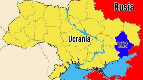 [Ucrania] Alrededor de 100 muertos entre rebeldes prorrusos y civiles