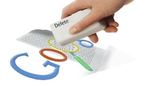 Google lanza el formulario 'Derecho al olvido'