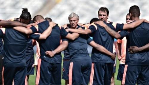 Brasil 2014: Colombia lista para enfrentar a Grecia a pesar de la lista de lesionados