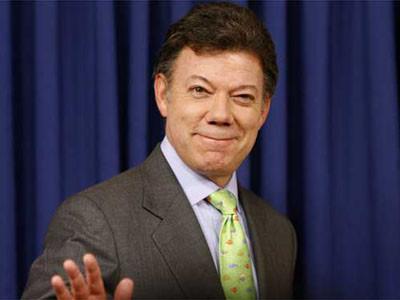 Juan Manuel Santos es reelegido presidente de Colombia