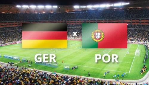 Brasil 2014: Alemania vs. Portugal [EN VIVO]