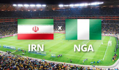 Brasil 2014: Irán vs. Nigeria [EN VIVO]