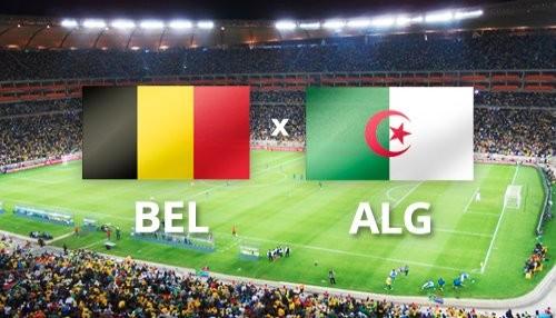 Brasil 2014: Bélgica vs. Argelia [EN VIVO]