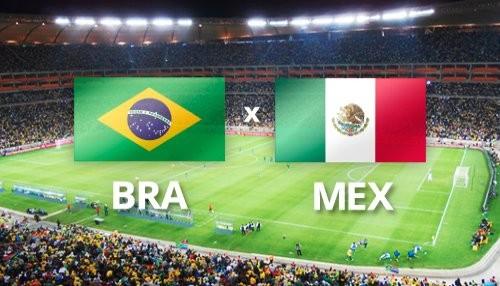 Brasil 2014: Brasil vs. México [EN VIVO]
