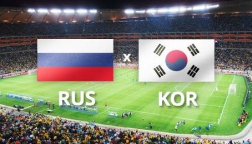 Brasil 2014: Rusia vs. Corea [EN VIVO]