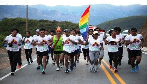 Los Nuevos Chasquis del Perú 2014 unieron Ayacucho – Chincheros