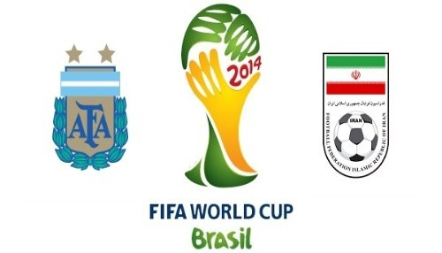 Brasil 2014: Argentina vs. Irán [EN VIVO]