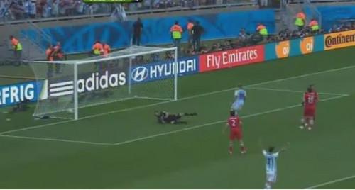Argentina está en octavos de final del Mundial de Brasil 2014 gracias a gol de  Lionel Messi ante Irán  en los descuentos