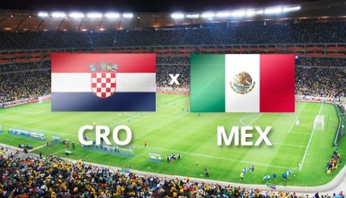 Brasil 2014: Croacia vs. México [EN VIVO]