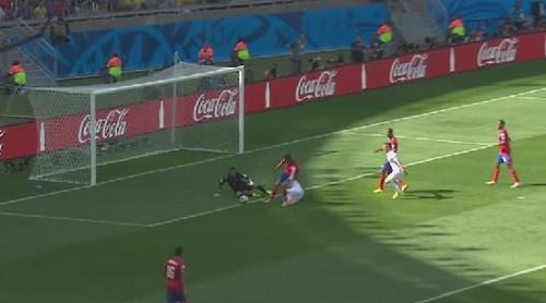 Costa Rica medirá fuerzas con Grecia en octavos de final del Mundial Brasil 2014
