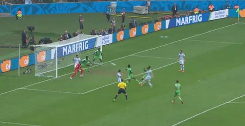 Argentina dio cuenta de Nigeria y jugará con Suiza en los octavos de final del Mundial Brasil 2014