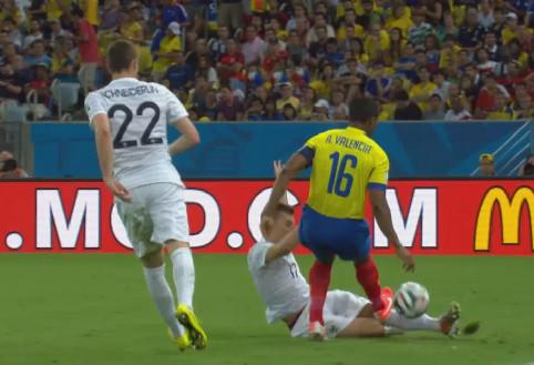 Francia manda de regreso a casa a Ecuador y medirá fuerzas con Nigeria en octavos de final del Mundial Brasil 2014