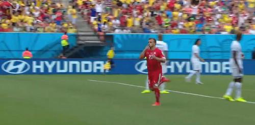 Suiza golea a Honduras por 3 goles a 0 y clasifica a los octavos de final: Argentina será su rival