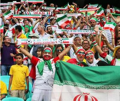 Bosnia y Herzegovina acabó con los sueños de clasificación de Irán a octavos de final en el Mundial Brasil 2014