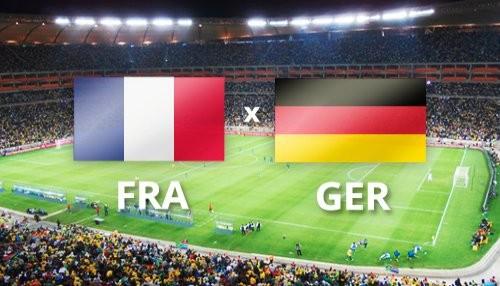 Brasil 2014: Francia vs Alemania [EN VIVO]