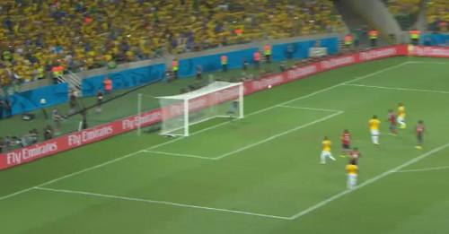 Brasil derrota a Colombia y clasifica a la semifinal del Mundial Brasil 2014 al precio de Neymar y Thiago Silva