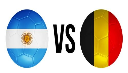Brasil 2014: Argentina Vs Bélgica [EN VIVO]