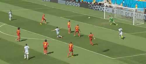 Argentina después de 24 años disputará una semifinal en una Copa del Mundo: Derrotó a Bélgica por 1 gol a 0