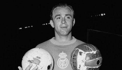 Alfredo Di Stefano la leyenda del Real Madrid muere a los 88 años