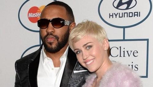 Miley Cyrus estaría saliendo con el productor Mike Will Made It