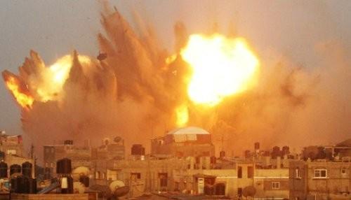 Gaza: La cifra de muertos se eleva a 100 en cuatro días de ataques aéreos