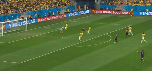Holanda propina otra goleada a Brasil en su partido de despedida del Mundial Brasil 2014