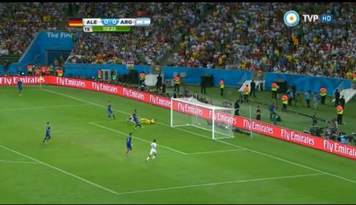 Alemania ganó su cuarta Copa del Mundo: En el alargue dio cuenta de Argentina en el Maracaná de Rio de Janeiro