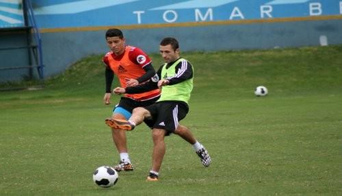 Sporting Cristal sigue entrenando
