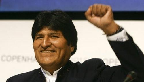 ¿Evo Morales se apoya en los jefes y en los oficiales de la Policía?
