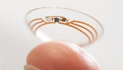Google lanzará lentes de contacto inteligentes