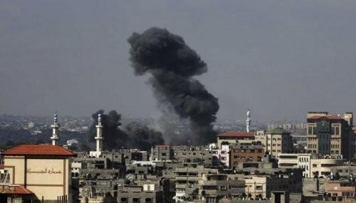 Disparan morteros desde Gaza durante el cese al fuego entre Israel y Hamas