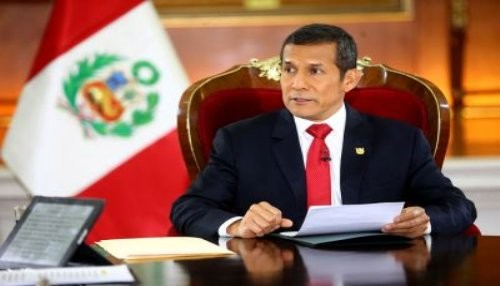 Presidente Humala destaca importancia de acuerdos suscritos con México
