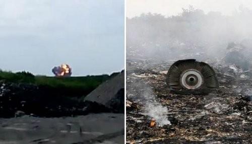 MH17: Ucrania acusa a los rebeldes de saqueos en el lugar del accidente