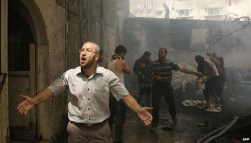 Gaza: La ONU acusa a Israel por el ataque de Jabaliya