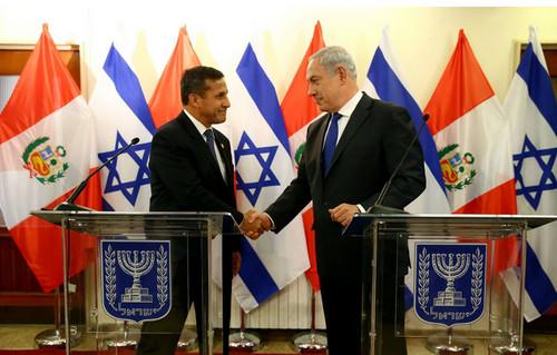 Israel lamenta el llamado a consulta del Embajador peruano José Salinas