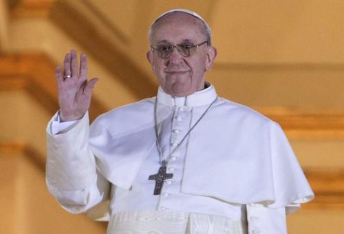 Papa Francisco hace llamado a la paz en Gaza, Irak y Ucrania