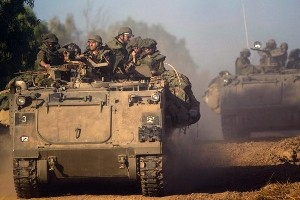 El ejercito de Israel se retira de la Banda de Gaza