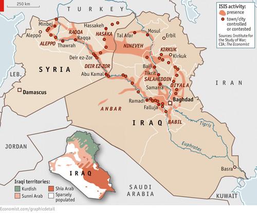 Estado Islamico Mapa Actual.Economia Y Tecnologia En Trujillo Idea Para Un Nuevo