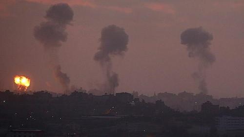 [Franja de Gaza] Nueva tregua de cinco días acordaron israelíes y palestinos
