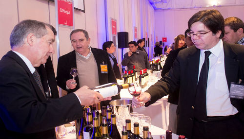 Chilean Wine Tour: Vinos chilenos sorprendieron a los peruanos