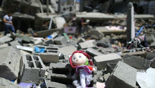 Se llega a un alto al fuego permanente en Gaza