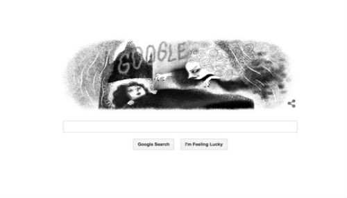 Google celebra el cumpleaños Sheridan Le Fanu con un Doodle