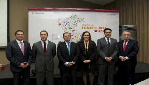 INDECOPI conmemoró Día de la Competencia