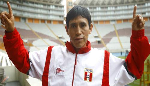 Atleta ADO PERÚ Raúl Pacheco conquistó la Maratón de Ciudad de México